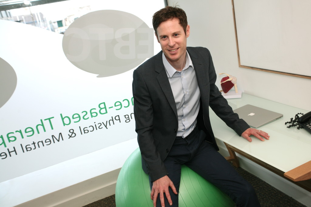 Chartered Physiotherapist Eoin O Conaire