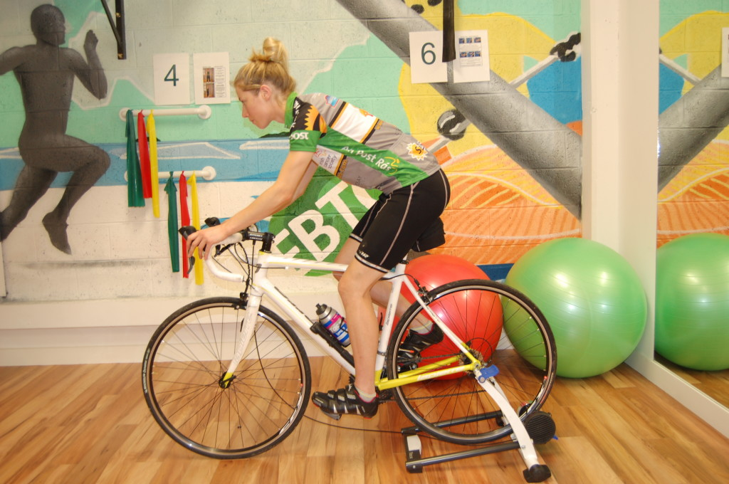 Pilates for cyclists