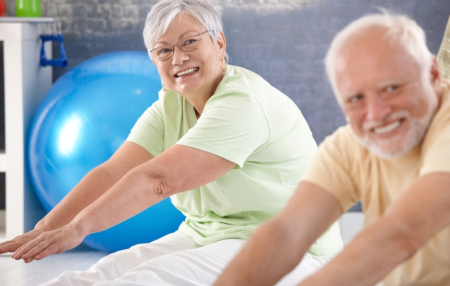 Exercise in Old Age Strengthens Your Immunity and Heart