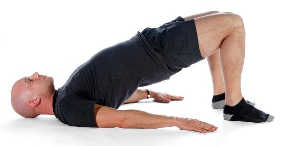 Pilates - Shoulder Bridge