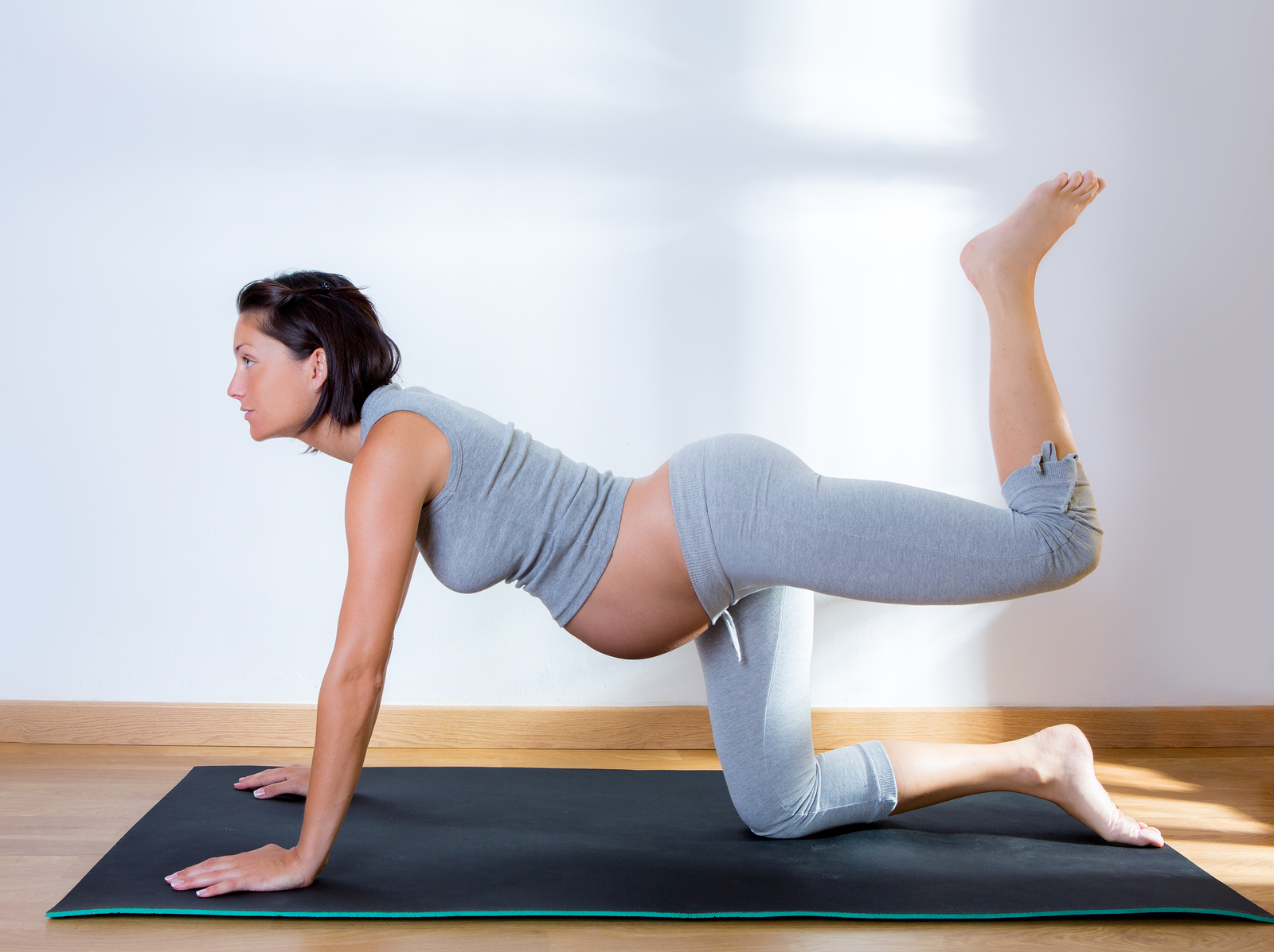 Ante and post-natal Pilates classes