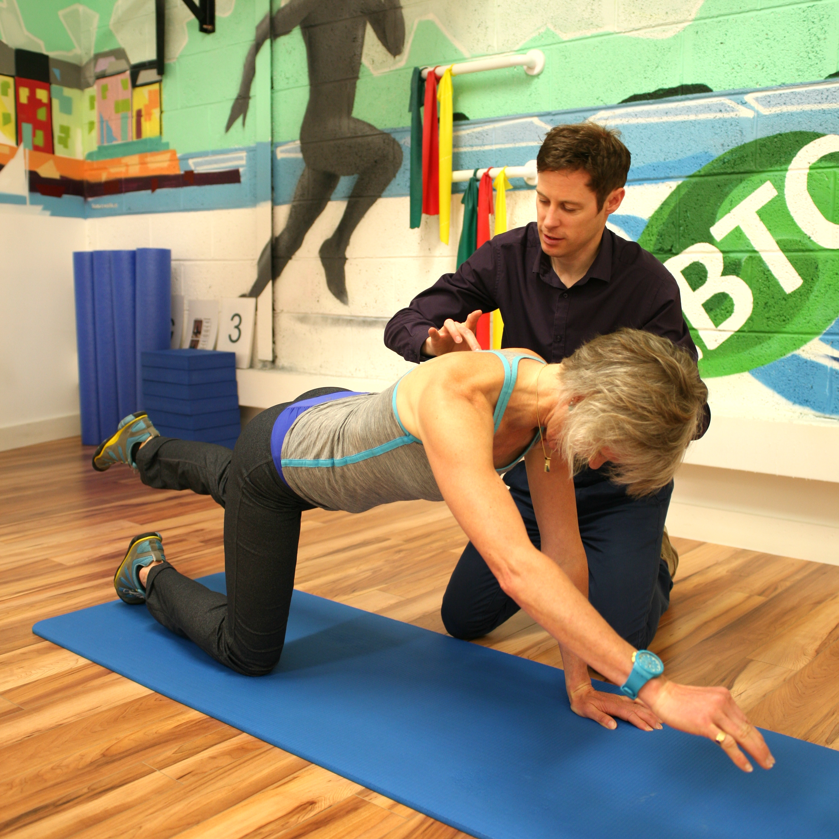 Exercises for the rotator cuff
